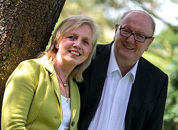 Annemarie Heuer & Wilfried Gellrich - Gründer von at-home